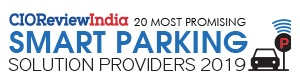 20 Most Promising Smart Parking Solution Providers - 2019
