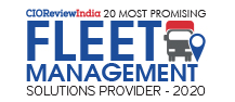 20 Most Promising Fleet Management Solutions Providers - 2020