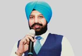 Navdeep Singh Ahluwalia, Head –Network & Information Security, Dalmia Cement Bharat